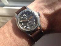 Vertex 1945 Military World War 2 Watch