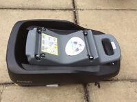 Like new Maxi-Cosi Pebble car seat and base