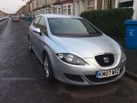 2007 seat Leon 1.9 TDI one former keepers