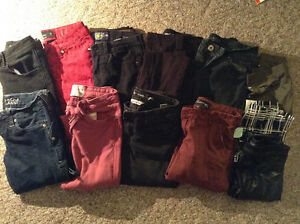 Size 0-1 girls pants