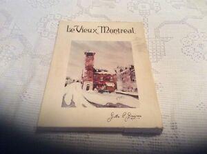 Le Vieux Montréal (Peintures )