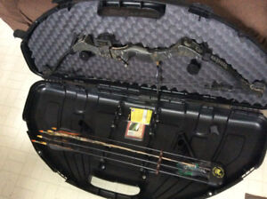 Browning compound bow.