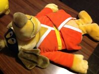 hong kong phooey hot water bottle cover