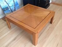 Heavy Duty Coffee Table.   Moving Sale