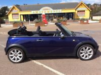 MINI ONE 1.6 CONVERTIBLE (warranty included , finance available)