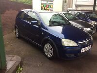 2004 Vauxhall Corsa 1.4 SXI-March 17 mot-service history-great value-ideal runaround