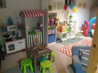 West end home daycare has one open space for ages 2+