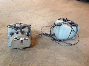 Auto mixers