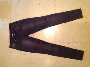 Women's H&M black/grey jeans (size extra small)