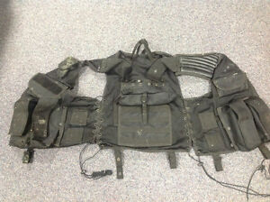 Rap 4 paintball vest sell or trade