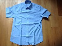 New, M&S short sleeve shirt
