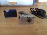 Ixus 400 camera in original packaging.