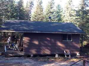 Land/Cabin For Sale