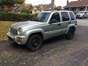 2003 Jeep Liberty ´limited  edition'