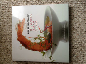 Cooking book of French cuisine (in English)