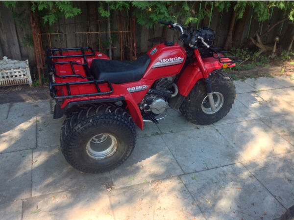 Used 1985 Honda Atc big red