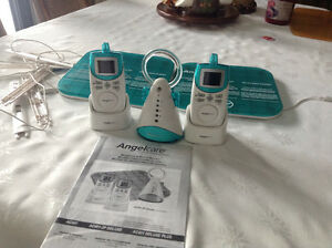 Angel Care Movement Monitor - Deluxe Plus with 2 sensor pads