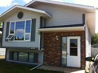 Sask side house for rent