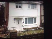3 bedroom semi detached property