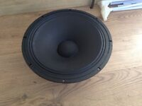SPEAKERS / DRIVERS ,,MCKENZIE , EMINENCE , 15 inch