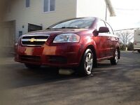 2011 CHEV AVEO BEST DEAL ON THE ISLAND $3900 FIRM