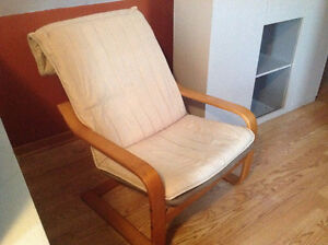 Chaise fauteuil IKEA