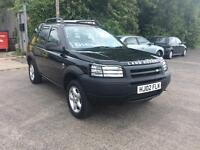 Land Rover Freelander 2.0 2002MY Td4 GS