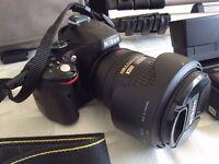 Nikon DSLR Bundle - May Split