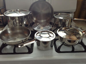 New Paderno cookware