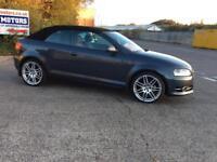 Audi A3 Cabriolet 1.6TDI ( 105ps ) 2011MY Technik **FINANCE THIS CAR**