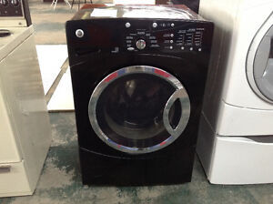 Used GE front loader washer..black in great shape.