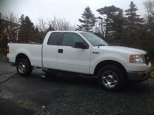 2007 FORD F150 EXTENDED CAB MINT NO RUST DENTS MUST SEE