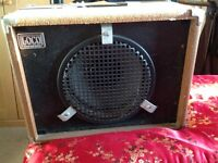 "Loco 0251 extension speaker cab with 10""speaker, 8 ohms."
