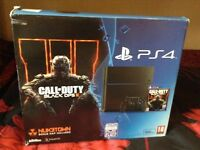 Ps4 500gb boxed up rarely used 2 games gta 5