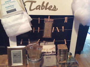 Gently Used Wedding / Event Supplies / Decorations Peterborough Peterborough Area image 1