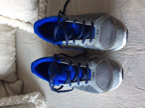 3 Pairs of Kids Under Armour Sneakers For Sale