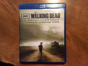 The Walking Dead Season 2 Blu Ray