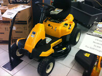 Cub Cadet CC30 riding mower