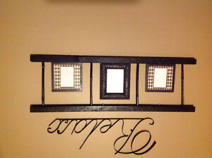 Rustic Decorative Ladder for Picture Frames Kingston Kingston Area image 1