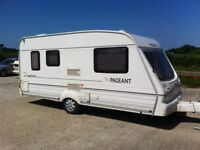 Bailey ranger magenta year 2001 2 birth with full awning