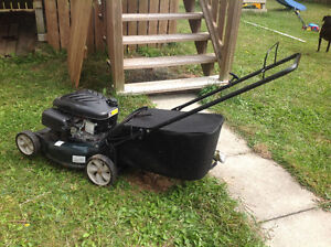 Lawn mower, sold as is!