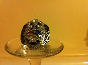 Tom Bradys 5th Super Bowl Ring