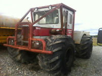 ARDCO 4X4 DIESEL SERVICE MACHINE FOR RENT