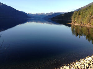 Waterfront Strata Building Lot Silverton BC