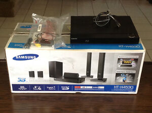 Samsung Home Theatre System in box!