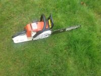 Stihl 024 chainsaw