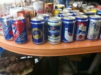 Beer Can And Beer Bottle Find Or Advertise Art And