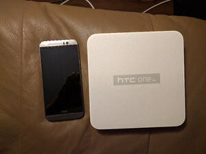 HTC One M9 plus 3 cases. Great condition