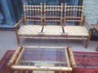 Cane Rattan Conservatory furniture