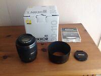 Nikon 1 Lens VR 30-110mm f/3.8-5.6